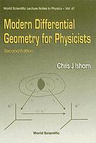 Modern differential geometry for physicistsModern differential geometry for physicists