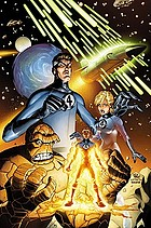 Fantastic Four by Waid & Wieringo : ultimate collection
