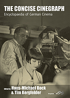 The concise Cinegraph : encyclopaedia of German cinema