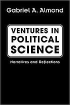 Ventures in political science : narratives and reflections