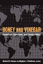 Honey and vinegar incentives, sanctions, and foreign policy