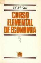 Curso elemental de economía