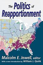 The politics of reapportionment