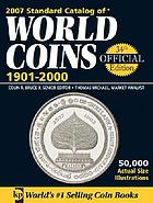 2007 standard catalog of world coins : 1901-2000