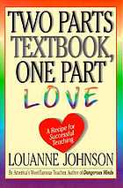 Two parts textbook, one part love : a recipe for successful teaching