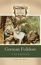 German folklore : a handbook