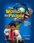 The world and its people : Western hemisphere, Europe and Russia