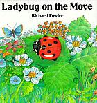 Ladybug on the move