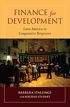 Finance for development : Latin America in comparative perspective