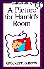 A picture for Harold's room : a purple crayon adventure