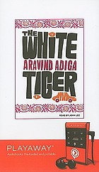 The white tiger a novel
