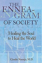 The enneagram of society healing the soul to heal the world
