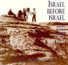 Israel before Israel : silent cinema in the Holy Land