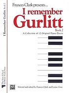I remember Gurlitt