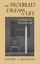 The troubled dream of life : Living with mortality