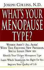 What's your menopause type?