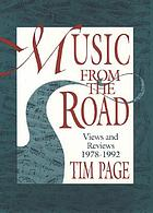 Music from the road : views and reviews, 1978-1992