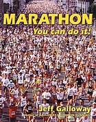 Marathon : you can do it!