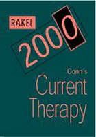 Conn's current therapy, 2000 : latest approved methods of treatment for the practicing physician
