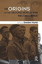 The Origins of the Second World War reconsidered : the A.J.P. Taylor debate after twenty-five years
