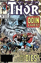 The mighty Thor vs. Seth, the serpent god