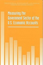 Measuring the government sector of the U.S. economic accounts