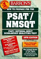 Barron's how to prepare for the PSAT/NMSQT : PSAT/National Merit Scholarship Qualifying Test