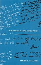 The translingual imagination