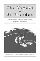 The voyage of Saint Brendan : representative versions of the legend in English translation