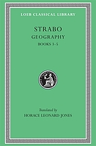 The geography of Strabo in eight volumes