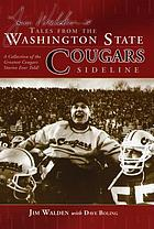 Jim Walden's tales from the Washington State Cougars sideline