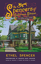 The Spencers of Amberson Avenue : a turn-of-the century memoir