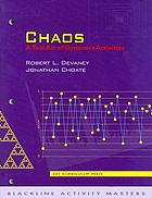 Chaos : a tool kit of dynamics activities
