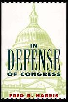 In defense of Congress