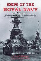 Ships of the Royal Navy : the complete record of all fighting ships of the Royal Navy