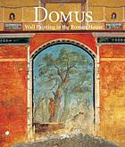 Domus : wall painting in the Roman house
