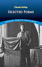 Selected poems of Claude McKay