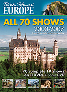 Rick Steves' Europe all 70 shows, 2000-2007