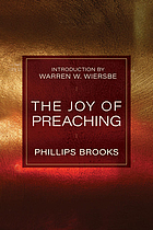 The joy of preaching