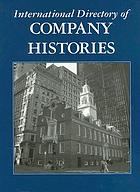 International directory of company histories :