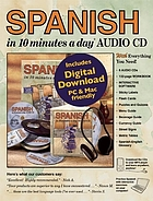Spanish in 10 minutes a day : audio CD