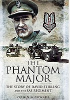 The phantom major; the story of David Stirling and his desert command