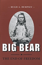 Big Bear : the end of freedom