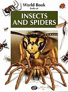 World book looks at insects and spiders