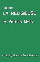 Diderot, La religieuse