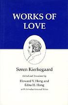 Works of love : some Christian reflections in the form of discourses