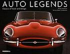Auto legends : classics of style and design