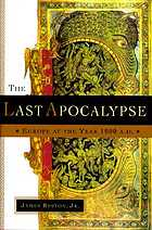 The last apocalypse : Europe at the year 1000 A.D