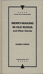 Merry-making in old Russia and other stories