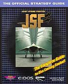Joint strike fighter : the official strategy guide